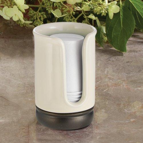 InterDesign York Disposable Paper Cup Dispenser For