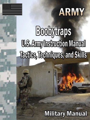 Download Boobytraps U S  Army Instruction Manual Tactics, Techniques