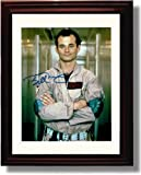 Framed Bill Murray Autograph Replica Print - Ghostbusters