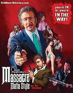 Massacre Mafia Style Blu-ray + DVD Combo