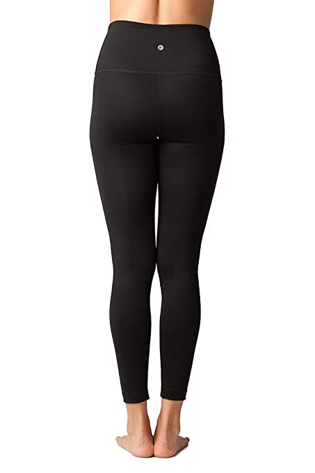 bc6d8377bb7c Amazon.com  90 Degree By Reflex Tummy Control Super Compression Leggings -  Hypertek Yoga Pants  Clothing