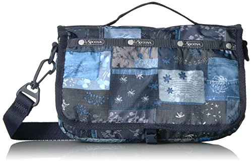 Avery Quilt - LeSportsac Classic Avery Bag, Denim Quilt