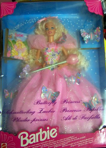 Jack Butterfly Garden (Barbie Doll Year 1994 Collectibles - Butterfly Princess)