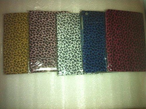 Asmyna Back Protector Cover for iPad mini, Leopard skin - Leopard Mybat Skin