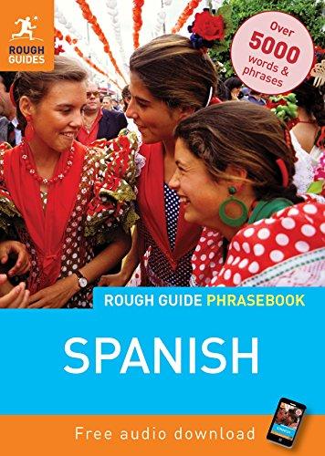 Rough Guide Spanish Phrasebook (Rough Guide Phrasebook: Spanish)