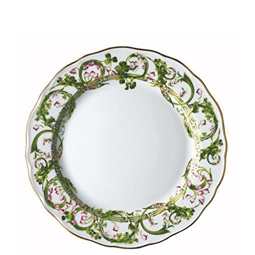 Versace by Rosenthal Flower Fantasy 10-1/2-Inch Dinner Plate