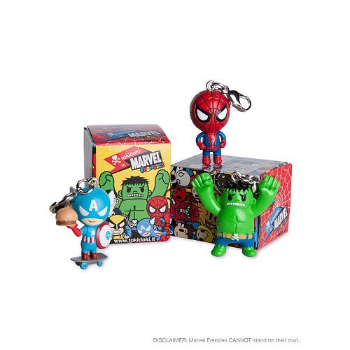 - Tokidoki Marvel Frenzie Blind Box (1 random figure)