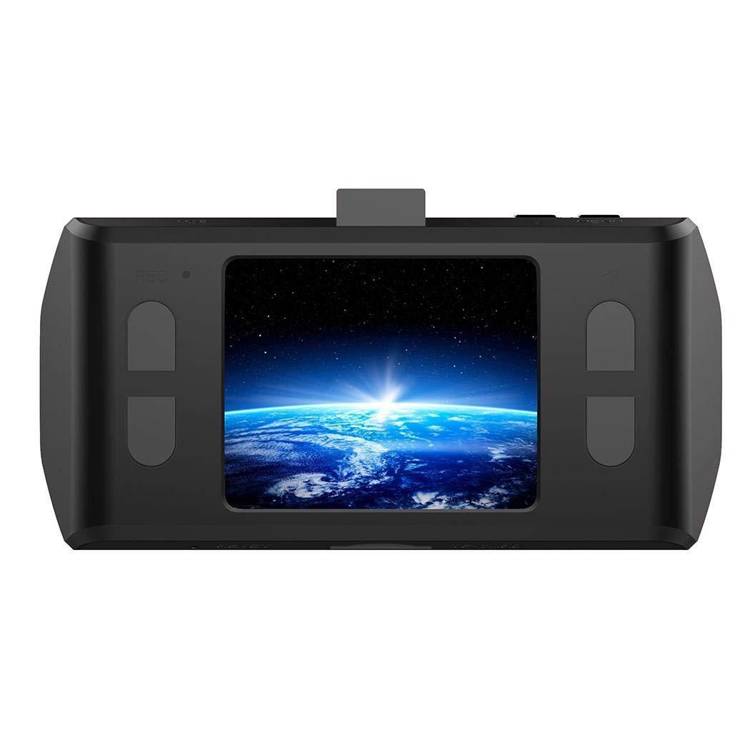 rungoi Dash Camera,72OP Car DVR 150° Single Lens Video Driving Record Camera Night Vision G-Sensor in-Visor Video, Loop Recording