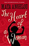 Front cover for the book The Heart of a Woman by Maya Angelou