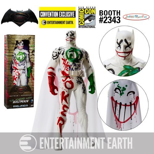 Batman V Superman  Jokers Wild Batman   Convention Exclusive