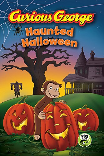 [Curious George Haunted Halloween (CGTV Reader)] (Monkey Halloween)