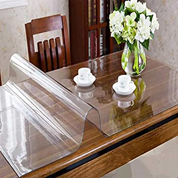 Amazon Com Ostepdecor Custom 2 0mm Thick Crystal Clear