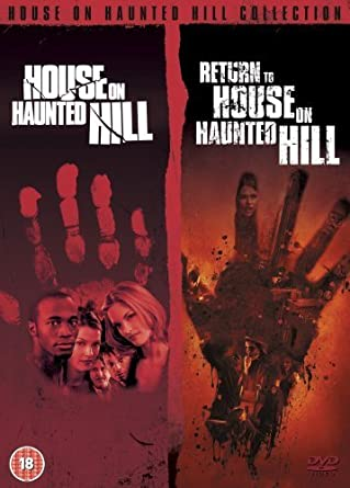 House On Haunted Hill Return To The House On Haunted Hill Dvd