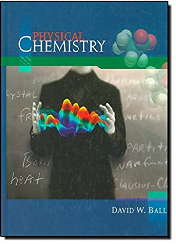 Physical chemistry david w ball 9780534266585 amazon books physical chemistry 1st edition fandeluxe Images