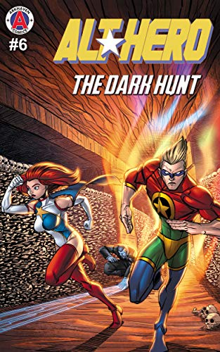 Pdf Graphic Novels Alt-Hero #6: The Dark Hunt (Alt★Hero)