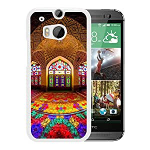 Inside Mosque (2) Durable High Quality HTC ONE M8 Phone Case