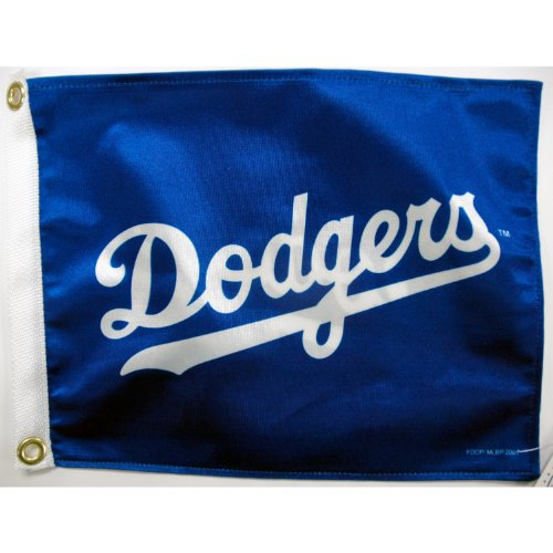MLB Los Angeles Dodgers Boat and Golf Cart ()