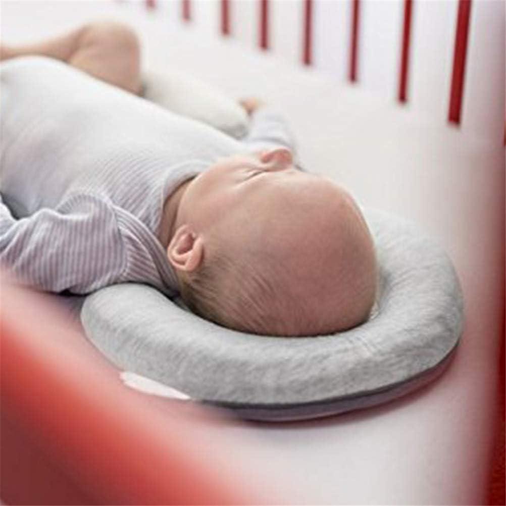 Baby Shaping Kissen Infant Schlafkissen Sleeping Positioning Pad Baumwollkissen Newborn Anti-Rollover-Matratze Kissen F/ür 0-12 Monate Baby