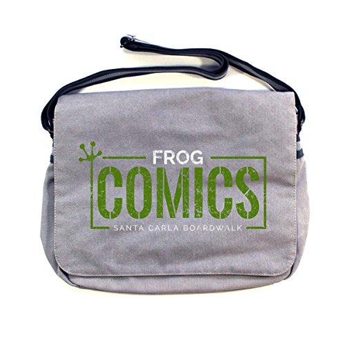 Despatch Grey Light Frog Vintage Comics Lost The Boys Bag Canvas BqwBHY