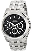 Relic Grant Stainless Steel Watch