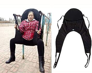 U-sling acolchado con soporte de cabeza, arnés universal de ...