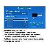 Velidy USB TV Wireless Wi-Fi Adapter,802.11ac