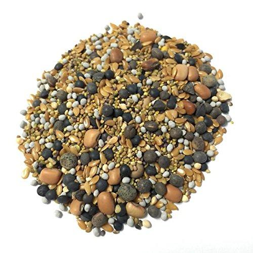 Clover Cover Crop Blend - 12 Seed BuildASoil Mix 60% Clover (3 lb) (Best Winter Cover Crop)