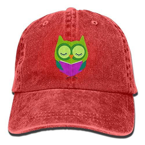 Denim Sport Green Hat for Cap Cowboy Hats Cowgirl Owl Skull Women Men EBwxwqS
