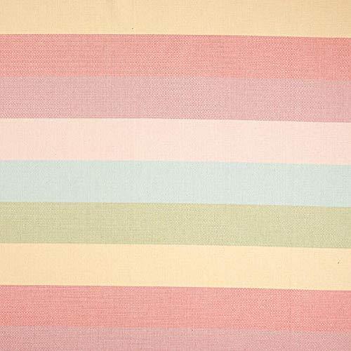 Fabulous Fabrics Tela Decorativa Lona Dobby – Rosa — Mercancia al Metro a Partir de 0,5m — para Coser de Almohadas, Colgaduras y Accesorios para el ...