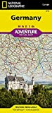 Germany (National Geographic Adventure Map)