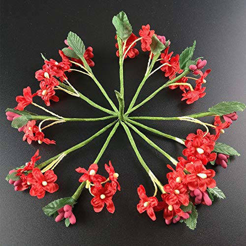 12PCS-Mini-Fabric-Cherry-Plum-Blossom-Artificial-Flower-Silk-Baby-Breath-Floral-Bouquet-Table-Arrangements-Wedding-Decorations4