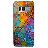 Samsung Galaxy S8 Plus Case Vanki Clear Soft TPU Fashionable Print Back Cover (Galaxy S8 Plus, Color7)
