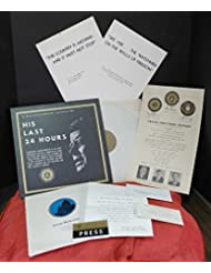 Rare John F Kennedy Final Days Assassination Collection