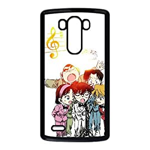 Detective Conan LG G3 Cell Phone Case Black 218y-741722