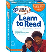 Hooked on Phonics Learn to Read - Second Grade: Levels 1&2 Complete (Ages 7-8)