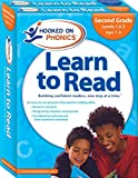 img - for Hooked on Phonics Learn to Read - Second Grade: Levels 1&2 Complete (Ages 7-8) book / textbook / text book