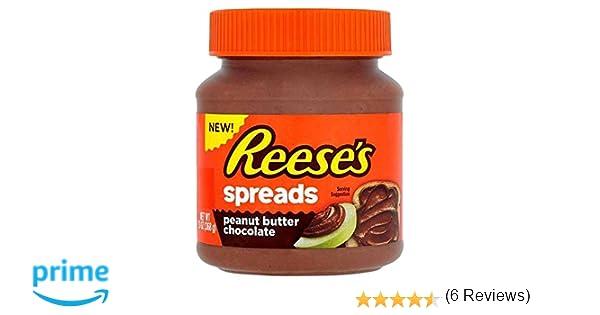 Reeses Peanut Butter Chocolate Jar 13OZ (368g): Amazon.es: Alimentación y bebidas