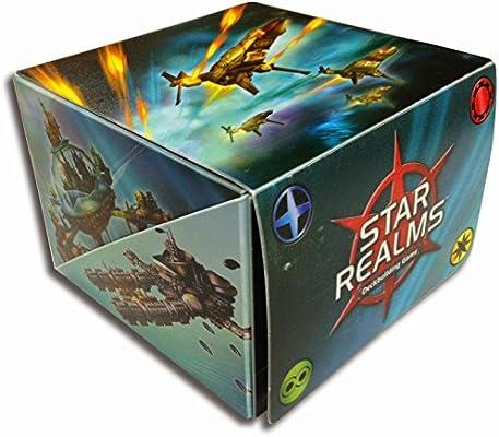 Legion Supplies STR981 Star Realms Flip - Caja de baraja de Cartas (versión en inglés): Amazon.es: Juguetes y juegos