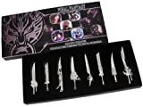 Final Fantasy Diecast Key Blade Collectors Set Of 8