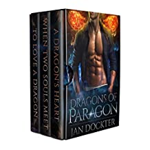 Dragons of Paragon Complete Series: (Books 1-3)
