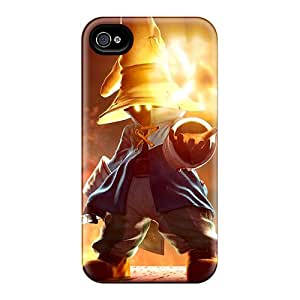 Iphone 6plus Oml4851BPQr Unique Design Stylish Final Fantasy Ix Pattern Scratch Resistant Hard Phone Covers -LauraAdamicska