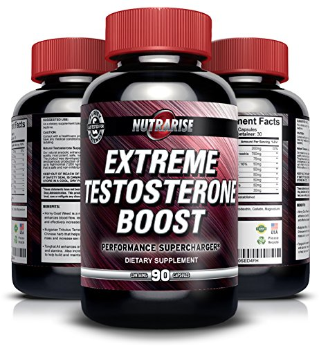 Extreme Testosterone Booster Supplement Terrestris