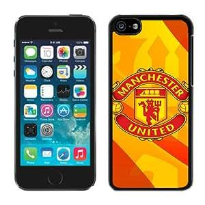 Manchester United 3 Black New Personalized Custom iPhone 5C Case