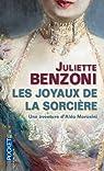 Les Joyaux de la sorcière par Juliette Benzoni