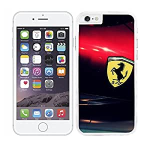 HARD CASE COVER FITS IPHONE 6 CAR LOGO MOD.1 WHITE SIDE by ruishername