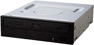 Pioneer Electronics BDR-212DBK 16x Internal BD/DVD/CD Writer Supports Blu-Ray & M-Disc Format, Drive-RW/DVD-RW Only
