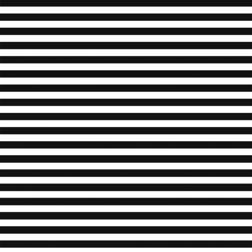 Jillson Roberts 1/2 Ream Embossed Gift Wrap, Black and White Sophisticate Stripes, 417 Feet x 30 Inches by Jillson Roberts
