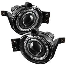 Spyder Auto FL-P-DRAM02-HL Dodge RAM 1500/2500/3500 Clear Halogen Projector Fog Light