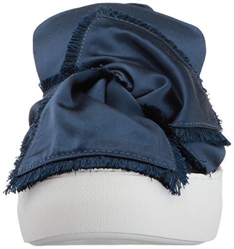 J Slides Jslides Womens Azzura Fashion Sneaker Blu Scuro