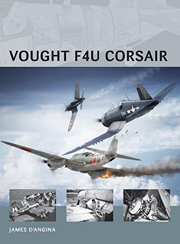 Vought F4U Corsair (Air Vanguard Book 17)
